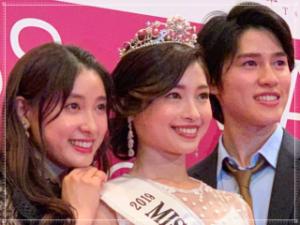 土屋太鳳、姉炎伽さんが「ミス・ジャパン」グランプリに!!