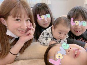 辻希美 乳飲み子ら4児抱え、台風対策「頭痛や吐き気でダウン」